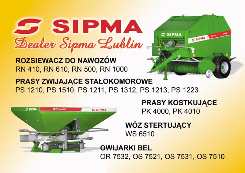 Sipma Lublin Pomorskie